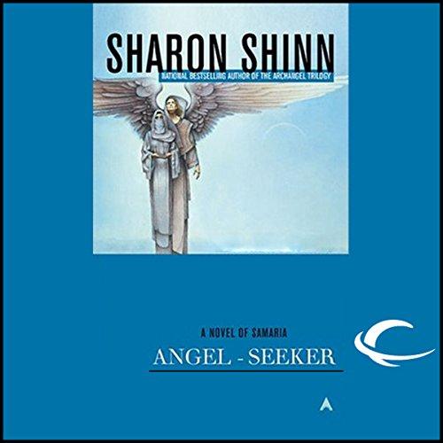 Angel-Seeker audiobook cover art