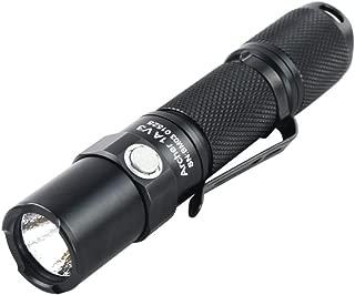 ThruNite Archer 1A V3 200 Lumens Reliable AA Flashlight,Neutral White by ThruNite
