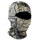 Xixini Camouflage Tactical Paintball Wargame Militär Airsoft Schutz Vollmaske Kopfbedeckungen