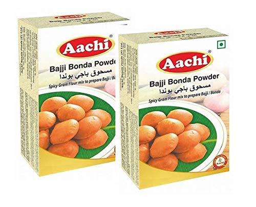 AACHI Bajji Bonda Powder 200 Outstanding GMS - Twin x 2 Pack -PACK OF Ranking TOP5