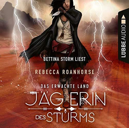 Jägerin des Sturms cover art