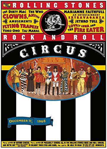 The Rolling Stones - Rock And Roll Circus [Alemania] [DVD]
