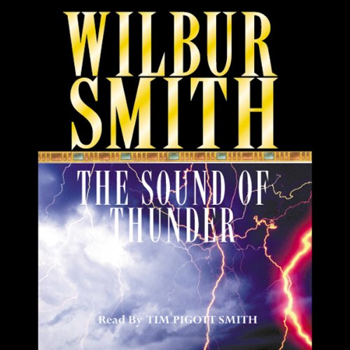 The Sound of Thunder cover art