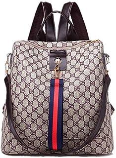 GTESCO Backpack Purse for Women Fashion Designer Leather Waterproof Backpacks