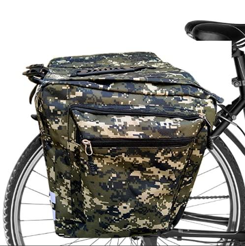 ASANMU Borsa per Bicicletta Multifunzionale, Outdoor Sport Impermeabile Borsa Bicicletta, Borsa per...