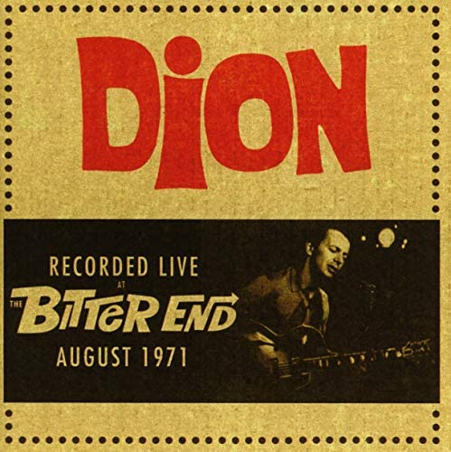 Recorded Live at the Bitter End August 1971 product image