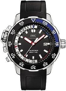 IWC Aquatimer Deep Two Mens Watch IW354702 image