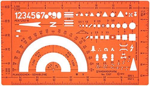 Cartography mappa quadrato triangolo cerchio frecce Symbols Drawing Drafting template stencil