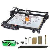 Ortur Laser Master 2 Pro Laser Engraver CNC 10000mm / con MCU de 32 bits + circuito de 24V / Firmware Series 1.5 / LU2-4 Módulo láser FAC de enfoque fijo de segunda generación
