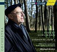 Symphony Nos 2 & 3 by SWR Sinfonieorchester Baden Baden und Freiberg (2010-07-27)