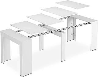 Table Extensible Alga (White)