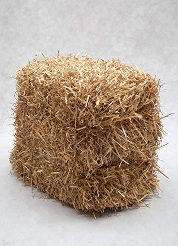 Gebrüder Goller 8,5kg Qualitäts Strohballen, Stroh