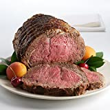 Traditional Rubbed Prime Rib Roast Pre-seasoned with our Traditional Rub The perfect holiday meal or for any occasion. Includes KC Steak Book with cooking instructions Each 4-4.5 lb and 4.5-5 lb Prime Rib Roast serves 8-10