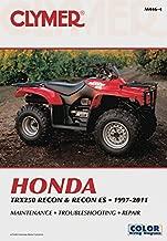 Honda TRX250 Recon & Recon ES 1997-2016 (Clymer)