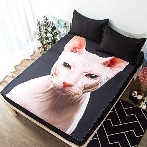 huyiming Utilizzato per Set di materassi monoblocco Simmons Fodera Antiscivolo Fodera copriletto 1,5 m 1,8 m copriletto 150 cm * 200 cm