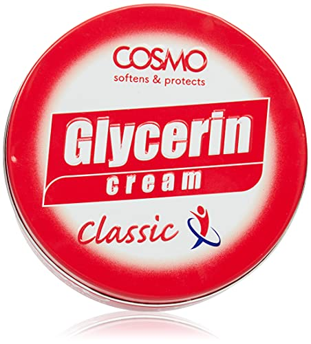 Crema de glicerina clásica lata (250 ml)