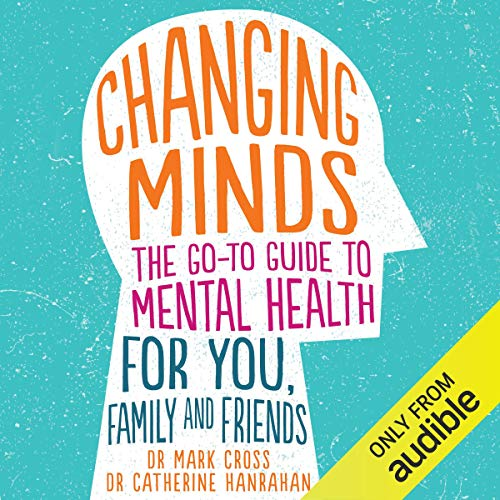 Changing Minds audiobook cover art