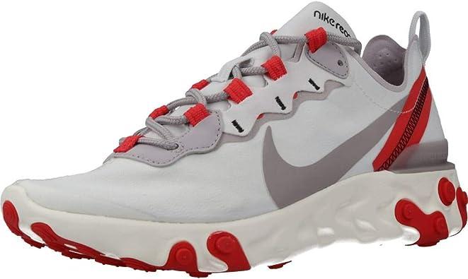 Nike W React Element 55, Chaussure de Marche Femme
