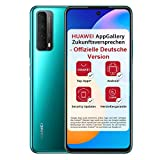 HUAWEI P smart 2021 Dual SIM smartphone (16.94 cm - 6.67 inches, 128 GB internal memory, 4 GB RAM, ...