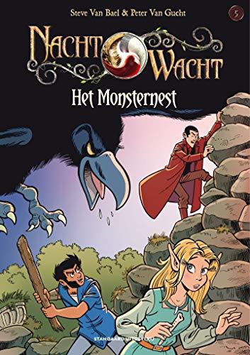 Het monsternest (Nachtwacht) (Dutch Edition)