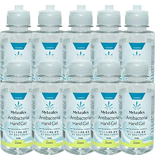 10 x MyLeafex gel mani 120 ml – grado medico