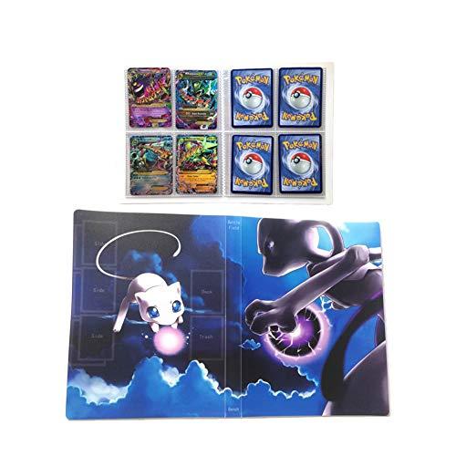 UHIPPO TCG Card Binder para Tarjetas de Pokemon, Tarjetas de Soporte de...