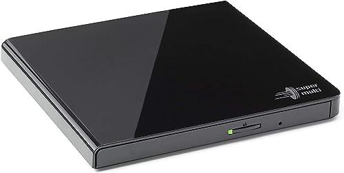 LG GP57EB Graveur Optique Externe USB 2.0 Noir