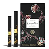 JEUXLORÉ - Lanox Fleur Eyelash Care Bundle - Wimpernpflege Set mit 4 ml Wimpernserum für...