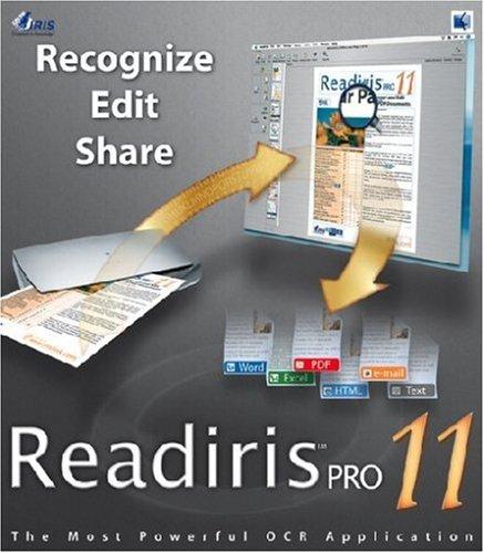 Readiris Pro 11.0 (Mac CD)