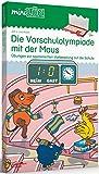 miniLÜK-Sets: miniLÜK-Set: Kindergarten/Vorschule: Die Vorschulolympiade mit der Maus: Aufgaben zur spielerischen und effektiven Vorbereitung auf die ... 1 und 2 (miniLÜK-Sets: Kasten + Übungsheft/e)