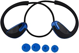 Super Bass Neckband Wireless Waterproof Sports Earphones with Mic