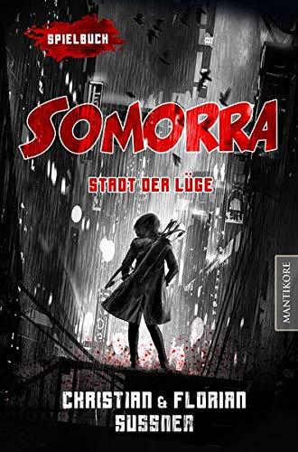 Somorra - Stadt der Lüge: Ein Fantasy-Spielbuch