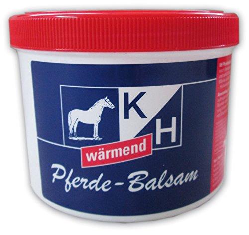 KH Pferde-Pflegebalsam - wärmend, entspannend und wohltuend 500 ml