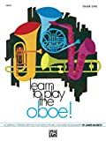 Learn to Play Oboe, Book One