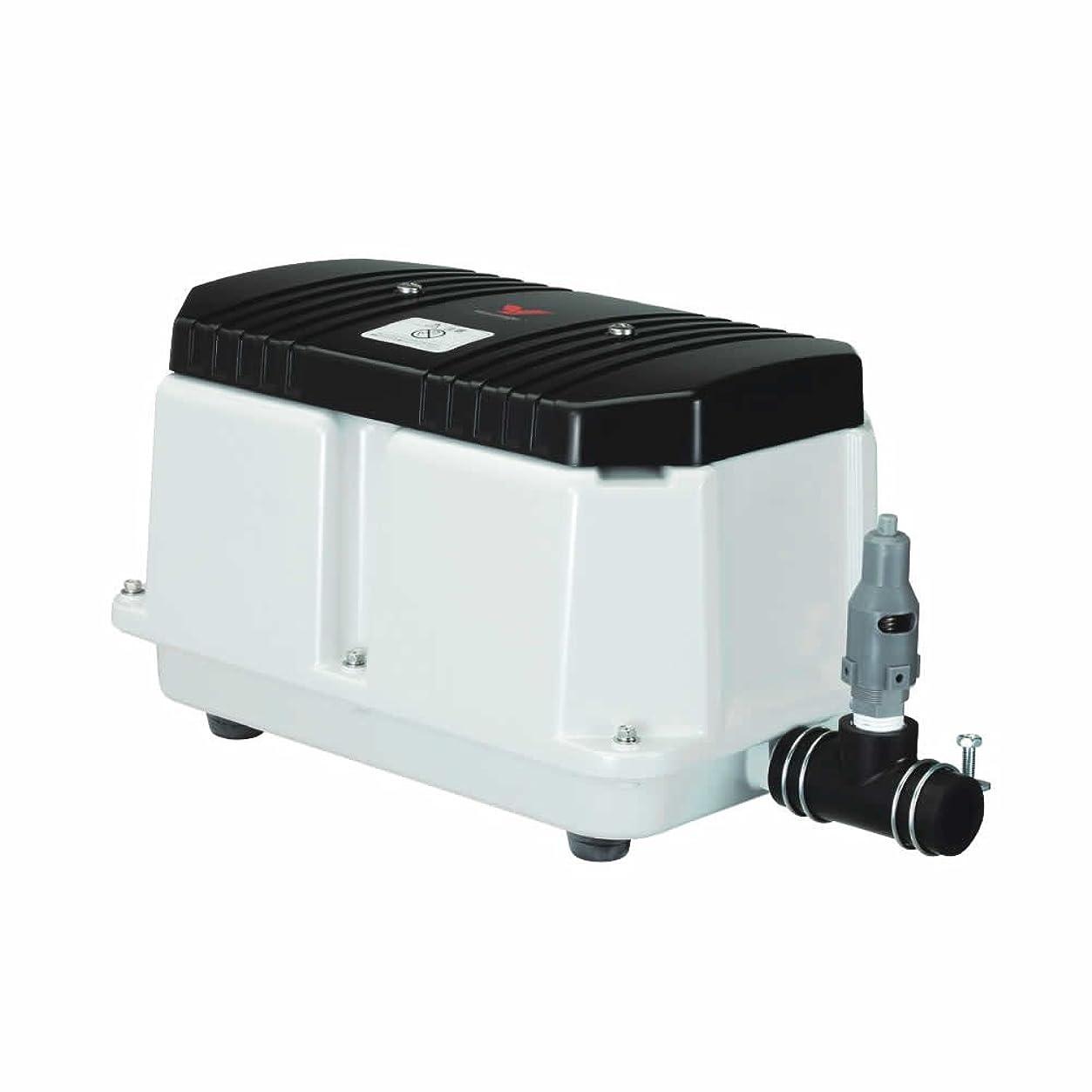 ローン改修獣安永 LW-250 (単相100V) 浄化槽エアーポンプ ブロワー