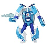 Transformers TRA RID Warrior Blurr Action Figure