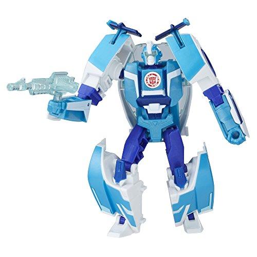 Transformers TRA RID Warrior Blurr Action Figure