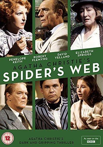 Agatha's Christie's Spider's Web (BBC) [DVD] [Reino Unido]