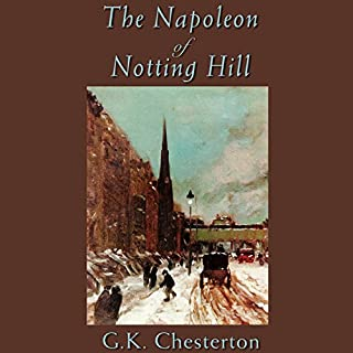 The Napoleon of Notting Hill cover art
