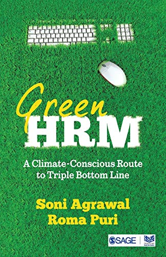 Green HRM: A Climate Conscious Route to Triple Bottom Line