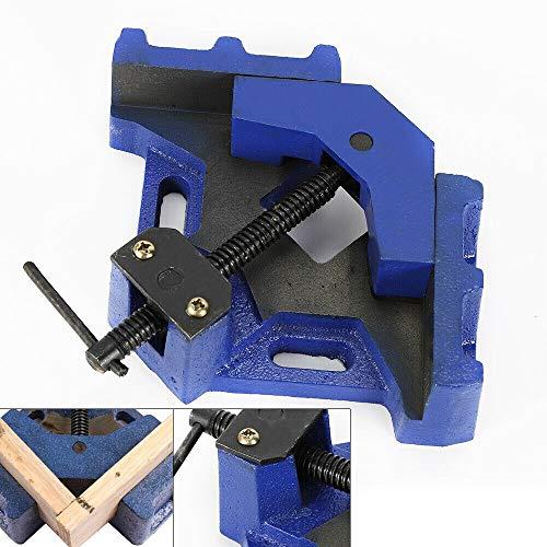 Soldador de 90 grados – Soporte de abrazadera angular para soldadura de mesa técnica de procesamiento de madera
