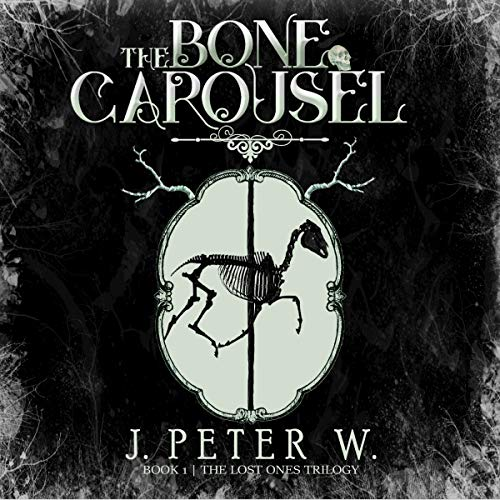 The Bone Carousel audiobook cover art