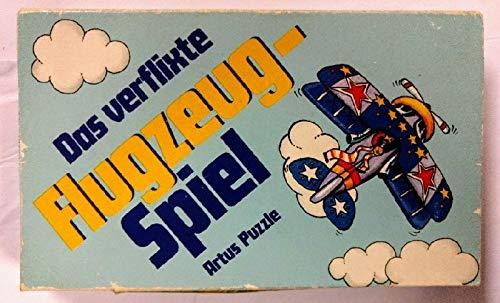 Das verflixte Flugzeugspiel - 9-teiliges Legespiel