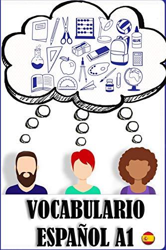 Vocabulario A1 español: Ejercicios de vocabulario para principiantes. Spanish for beginners.