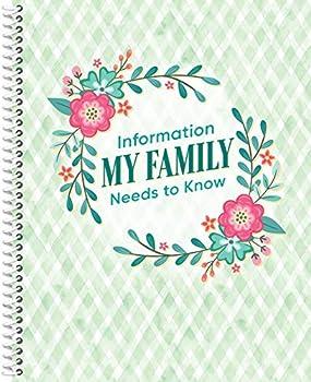 Information My Family Needs to Know Organizer
