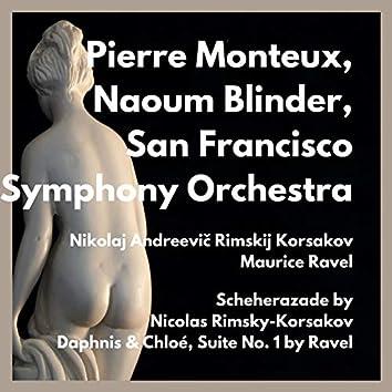 Scheherazade by Nicolas Rimsky-Korsakov - Daphnis & Chloé, Suite No. 1 by Ravel