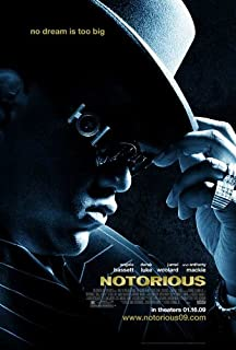 Notorious 11x17 Movie Poster (2009)