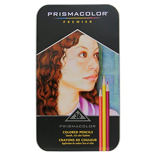Prismacolor Premier Colored Pencil Set (Set of 36) 1 pcs sku# 1832845MA
