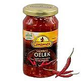 Conimex Sambal Oelek, Sauce Épicée Indonésienne au Piment de Cayenne, 375 g