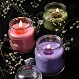 Best Scented Candles - Shashwat Scented Candles(Lemon Grass, Lavender, Rose ) Set,Soy Review